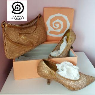 OFERTA!De 350€ a 89€ T.37 conjunto zapatos bolso