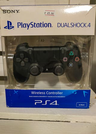 Mando PlayStation 4 Negro