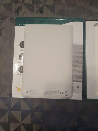 Libro electronico sunstech