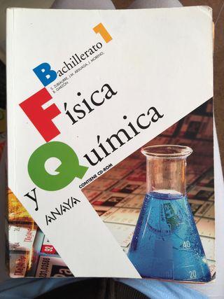 LIBRO FÍSICA Y QUÍMICA 1Bach