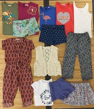 Lote ropa niña talla 3-4 años