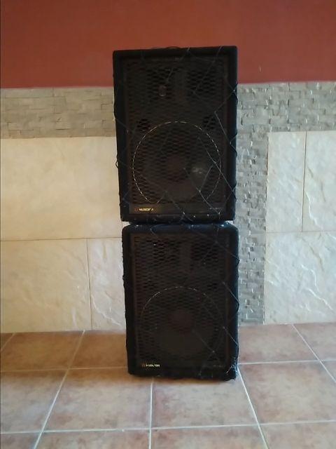 Altavoces Caja acústica IP--300MUSICSON