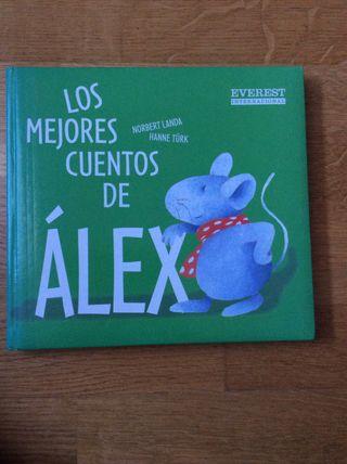 Los mejores cuentos de Alex