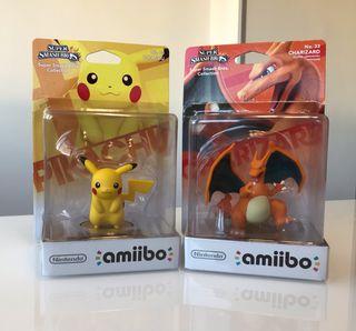 Figuras Amiibo (Super Smash Bros. Collection)