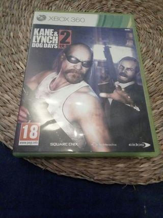 Kane & lynch 2 Xbox 360