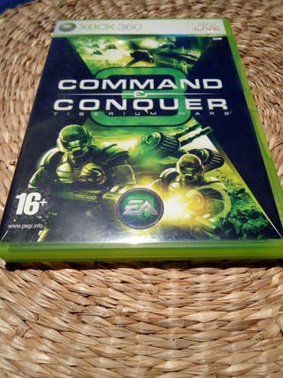 Command and conquer 3 Xbox 360