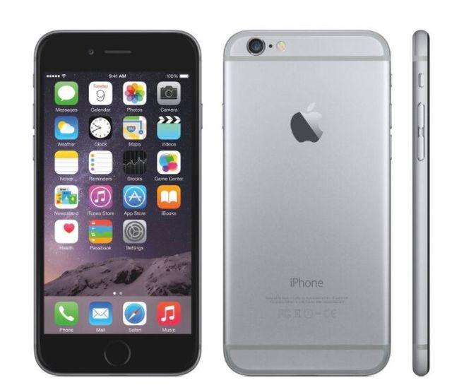 iPhone 6S 32 Gb - Gris Espacial - Libre