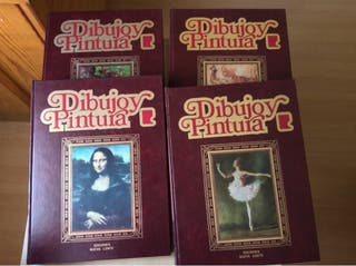 LIBROS DIBUJO Y PINTURA (4)