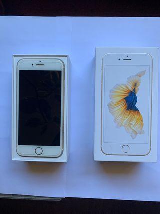iPhone 6s. 16gb dorado