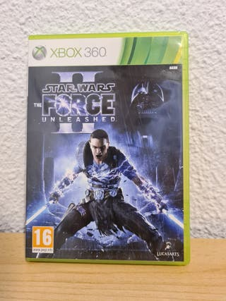 Star Wars II the force unleashed para xbox 360