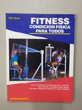 Libro Fitness. Condición física para todos.