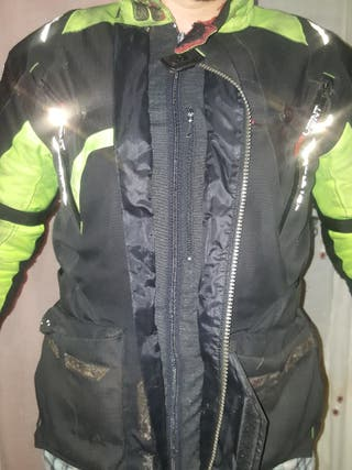 chaqueta OXFORD moto verano i invierno talla M