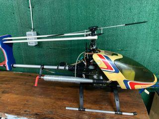 Helicóptero Rc Vario Mod.. Kobold 60 - Motor OS