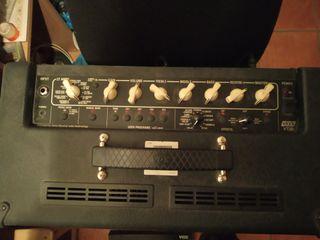amplificador guitarra vox valvetronix v30