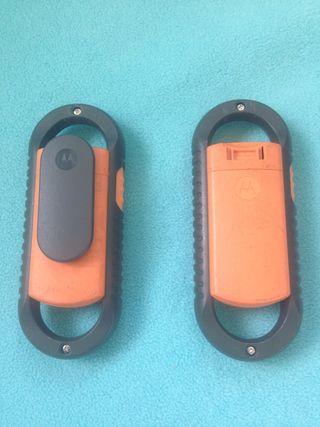 Walkie Talkies Motorola TLKR-T3