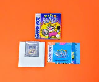 Wario Blast (PAL UK) / Game Boy