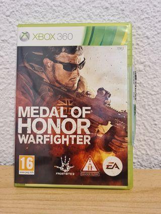 Medal of Honor warfighter para xbox 360