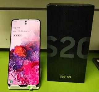 SAMSUNG S20 PLUS 5G 128 GB EDICION BLACK