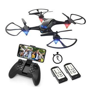 drone nuevo eachine e38. sin estrenar