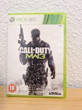 Call of Duty 3 para xbox 360