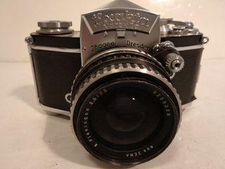 Camara 35 mm slr EXAKTA VAREX II A.1961.Oferta