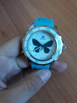 vendo reloj azul