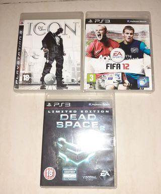 Juegos PS3 pal Uk
