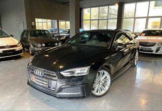 Audi S5 2017 TODA LA CARTA DE EXTRAS!!