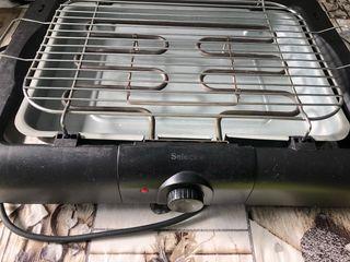 Barbacoa/Parrilla/Tostador eléctrico