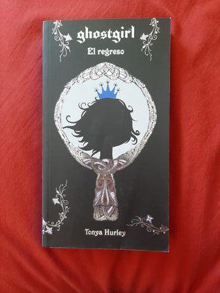 libro juvenil ghostgirl