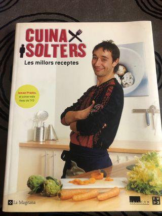 Libro cocina Ismael Prados