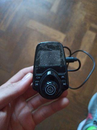 conector de radio para el coche