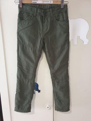 pantalon térmico talla 7 años