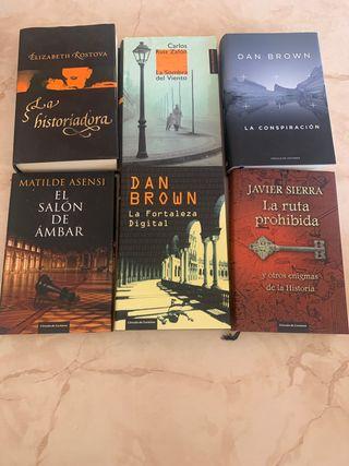Venta libros lectura a 6€
