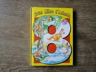 Llibres infantils lletra lligada