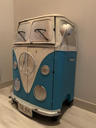 Mueble de diseño furgoneta T1
