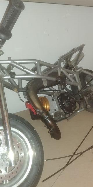 despiece minimoto competición