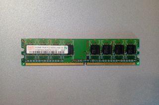 DDR2 533 512 mb Hynix