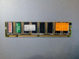 SDRAM PC 133 128mb
