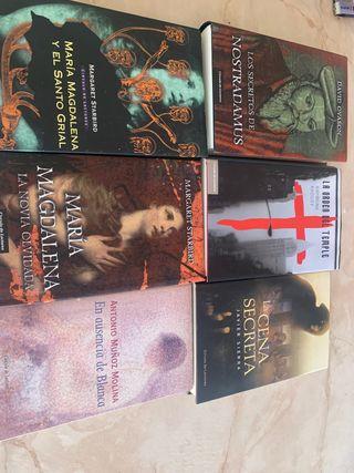 Venta de libros de lectura a 5€