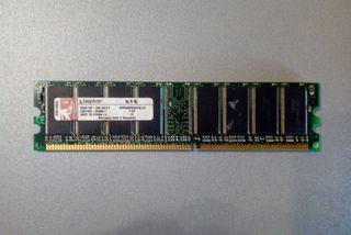 DDR 400 1gb kingston