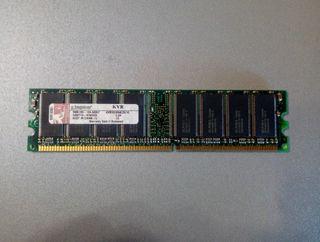 DDR 333 1gb kingston