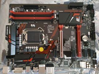 Placa Gigabyte Z170-GAMING K3