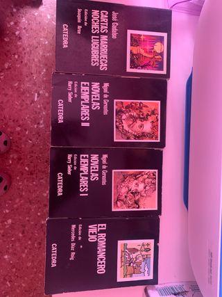 Libros antiguos 5€ todos