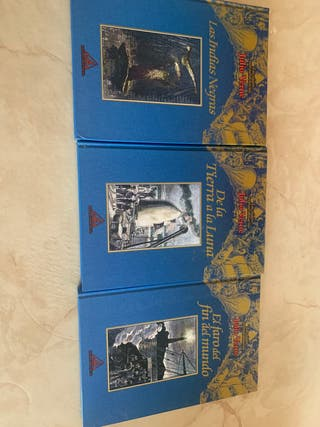 Venta colección Julio Verne