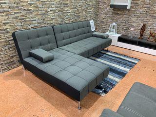 Sofá cama 4 plazas chaiselong AROA