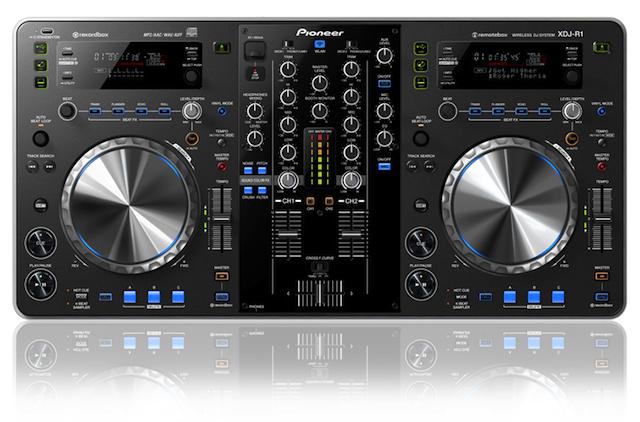 Mesa controladora DJ Pioneer XDJ R1