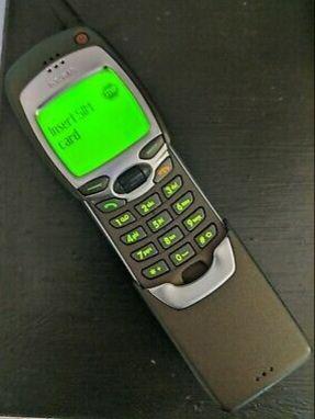 nokia 71 10 matrix teléfono mobile clasico