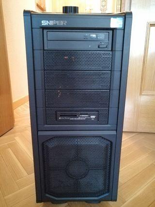 PC workstation i7-2600K