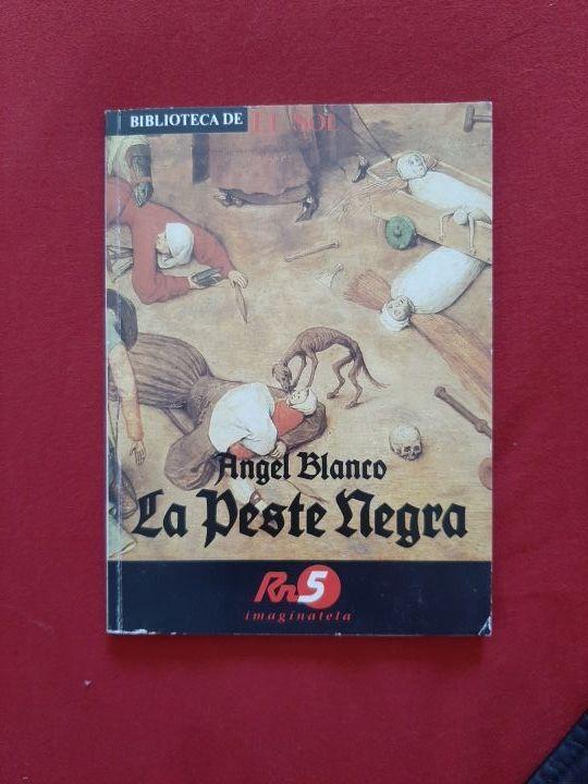 libro la peste negra